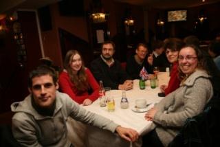 Calais mag vient faire un reportage au café de paris ce 8 février Img_3412