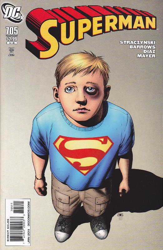 Superman 700 Sup70510