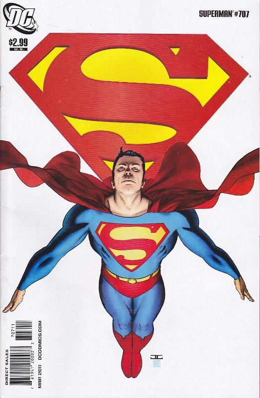 Superman 700 Sup70710