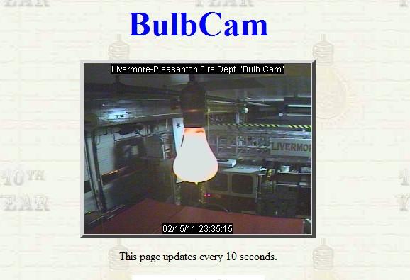 La plus vielle ampoule du monde Livermore Californie USA Ampoul10
