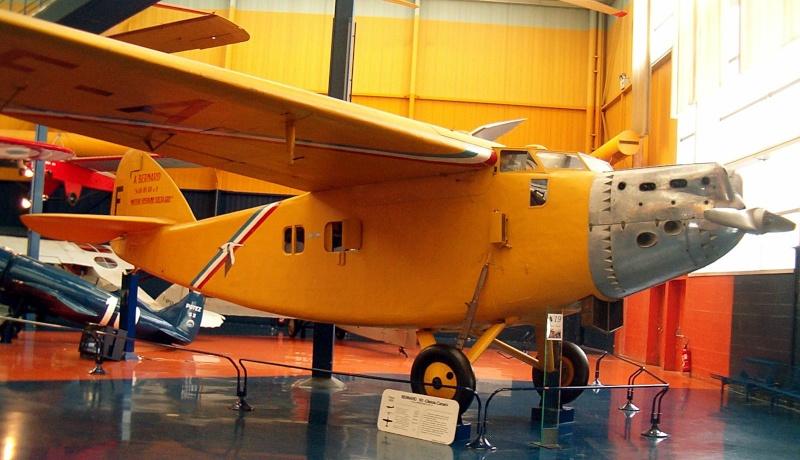 Première traversée Francaise de l'atlantique nord en avion Cana110