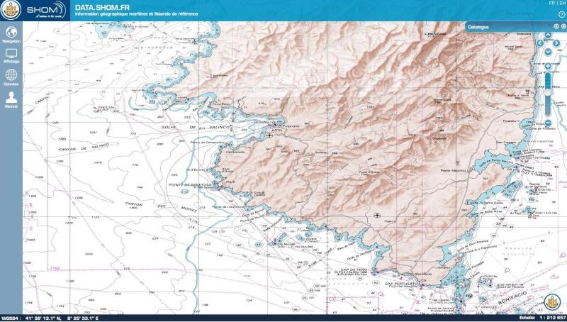 Cartes Marines - Nautical Maps - Cartas Nauticas - Page 4 Corse111