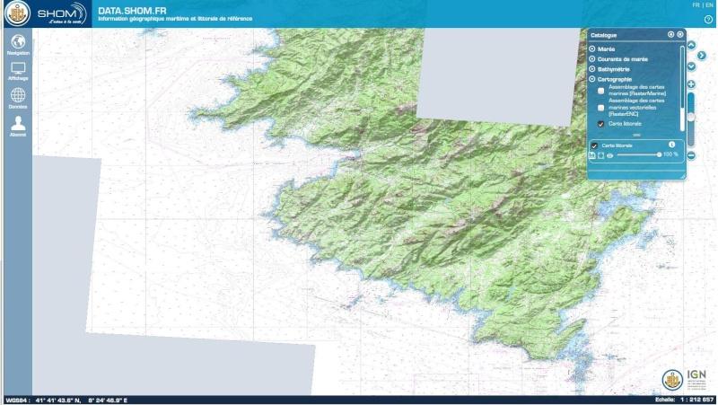 Cartes Marines - Nautical Maps - Cartas Nauticas - Page 4 Corse311