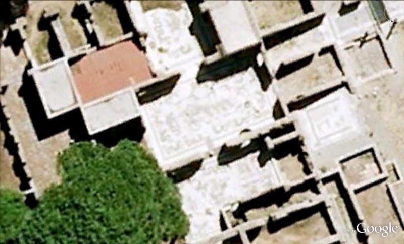 Les ports antiques d'Ostie près de Rome Ostia10