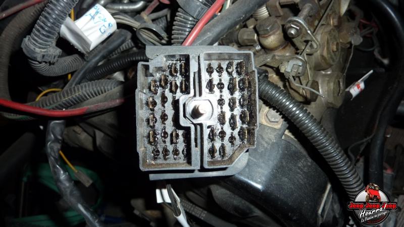 Maïté est branchée (connecteur cloison parefeu CJ7 Diesel) P1060920