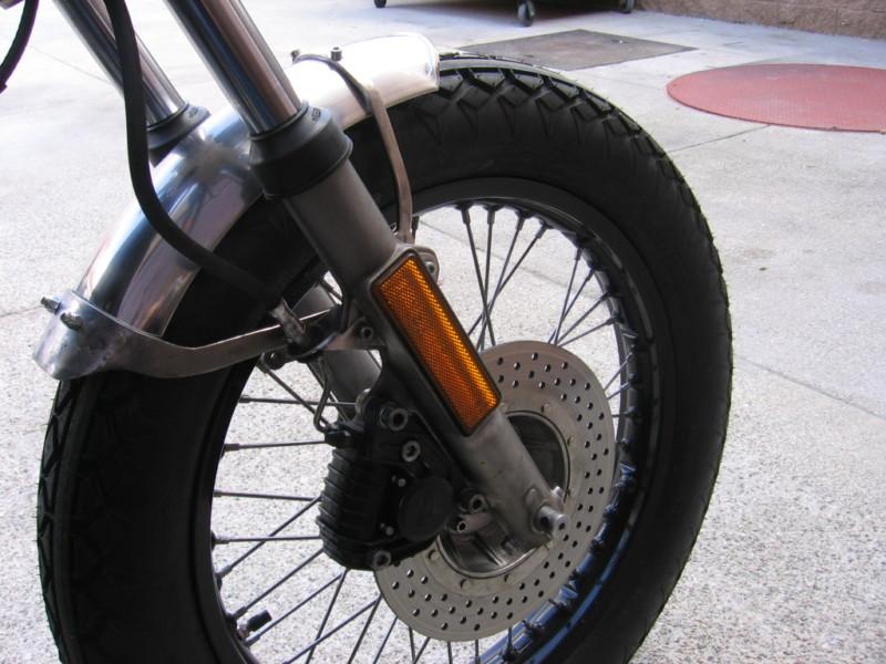 R80 custom bobber 0411
