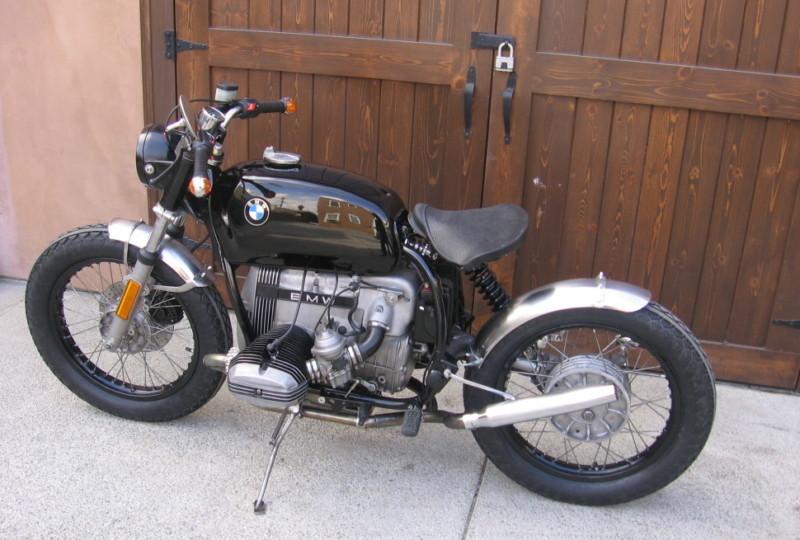 R80 custom bobber 0711