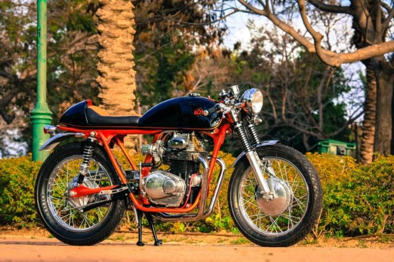 CB350 Honda-11