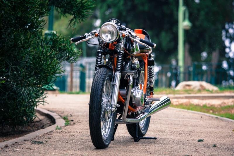 CB350 Honda-12