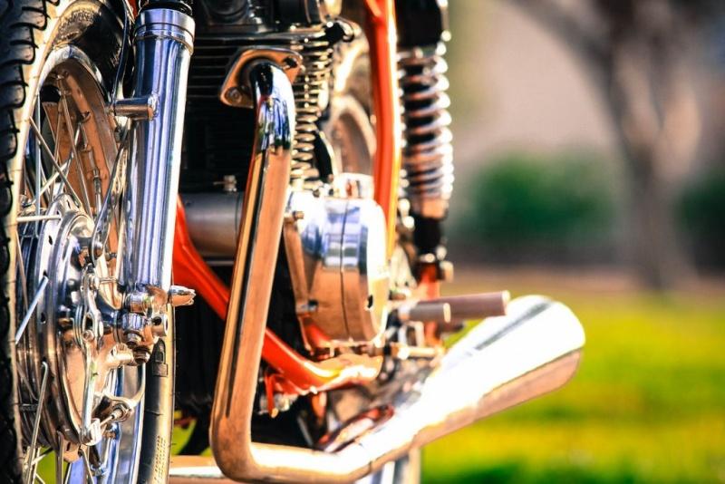 CB350 Honda-14