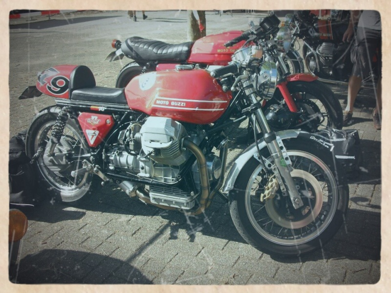 Guzzi... juste l'essentiel des Café Racer 2, la suite... - Page 3 Tumbl358