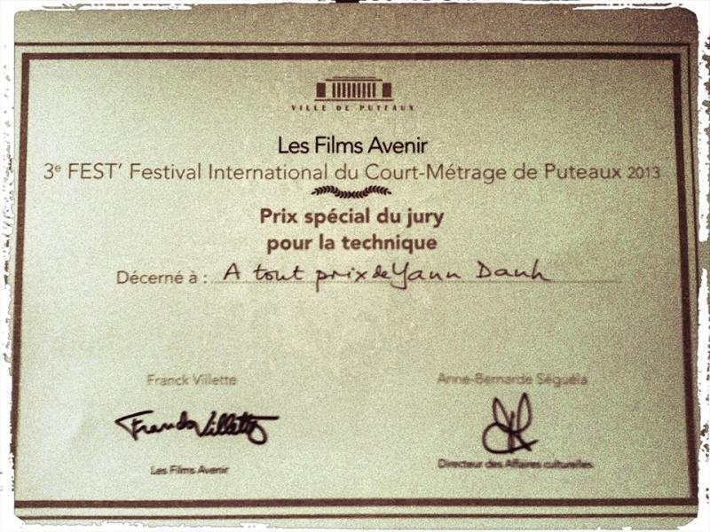 A tout prix de Yann danh (court métrage en production/concept art/ acteurs/ techos/décors/news - Page 39 Puto10