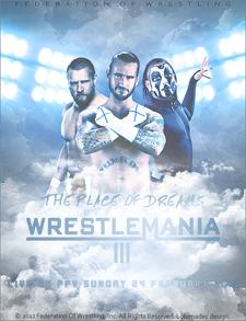 Plus belle affiche de la fédération virtuelle Wrestl10