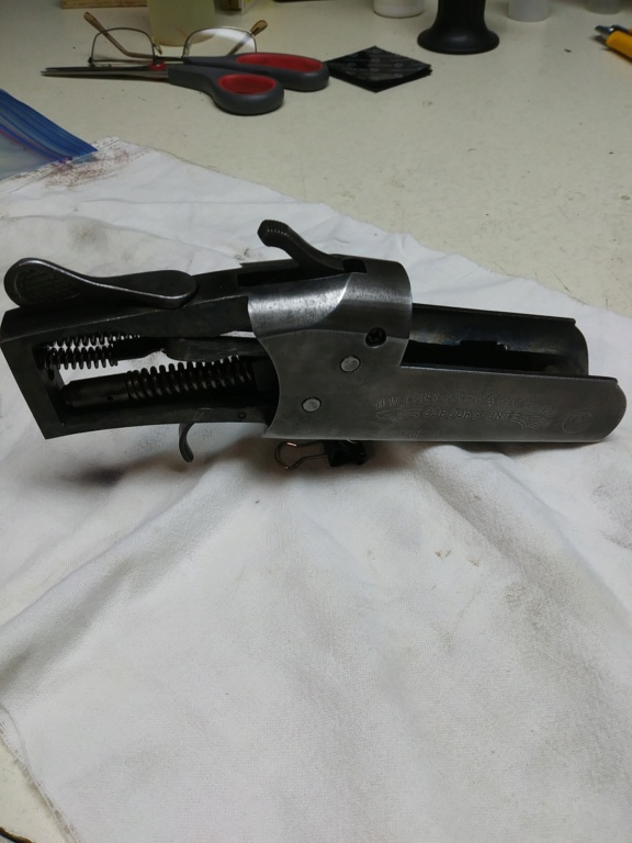 Cooey model 84 restauration. Fusil_10