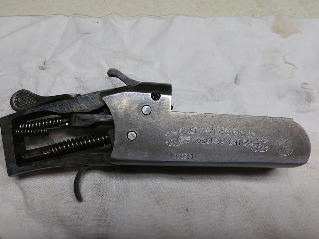 Cooey model 84 restauration. Fusil_11