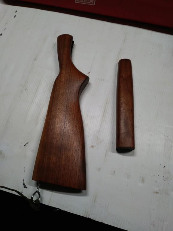 Cooey model 84 restauration. Fusil_14