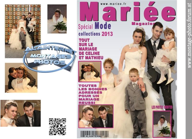 affiche de film personnalisée  sur theme mariage Sans_147