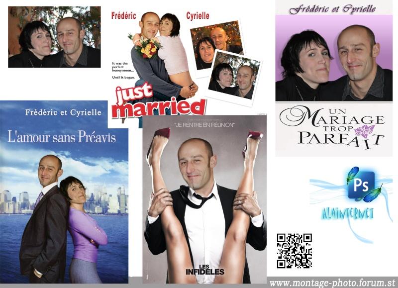 affiche de film personnalisée  sur theme mariage Sans_t42