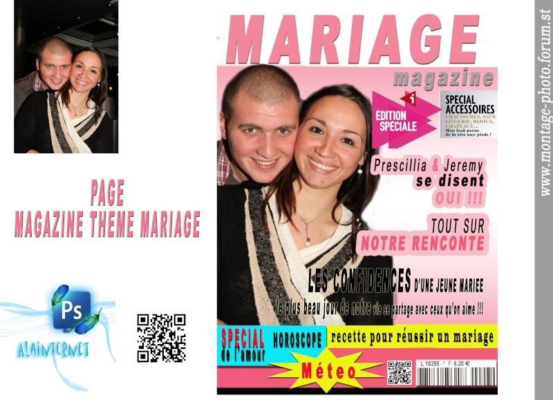 affiche de film personnalisée  sur theme mariage Sans_t72