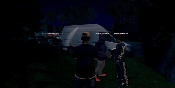 216 Black Criminals - Screenshots & Vidéos II - Page 2 Sa-mp-15
