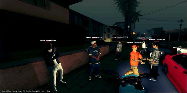 216 Black Criminals - Screenshots & Vidéos II - Page 4 Sa-mp-17
