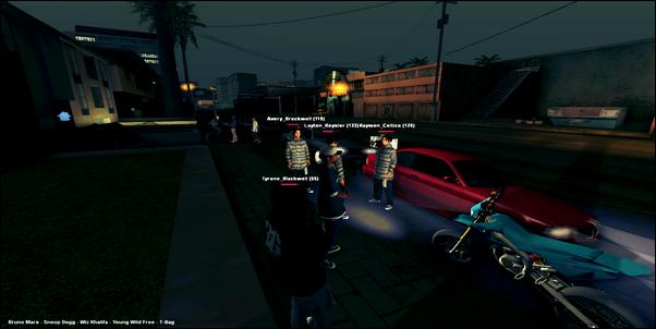 216 Black Criminals - Screenshots & Vidéos II - Page 4 Sa-mp-18
