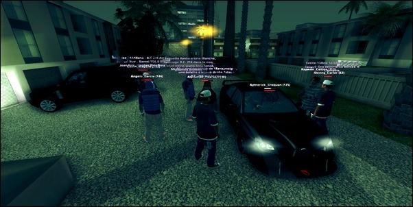 216 Black Criminals - Screenshots & Vidéos II Sa-mp-28