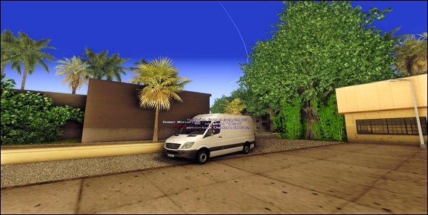 216 Black Criminals - Screenshots & Vidéos II - Page 2 Sa-mp-34