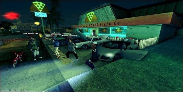 216 Black Criminals - Screenshots & Vidéos II - Page 4 Sa-mp-39