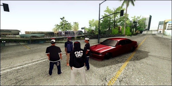 216 Black Criminals - Screenshots & Vidéos II - Page 4 Sa-mp-44