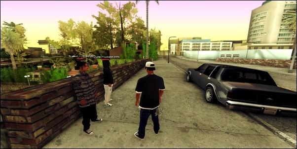 216 Black Criminals - Screenshots & Vidéos II - Page 4 Sa-mp-45