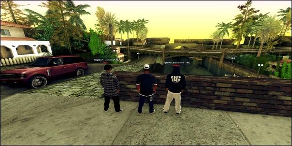 216 Black Criminals - Screenshots & Vidéos II - Page 4 Sa-mp-46