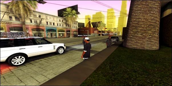 216 Black Criminals - Screenshots & Vidéos II - Page 4 Sa-mp-47