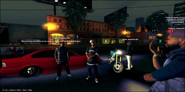 216 Black Criminals - Screenshots & Vidéos II - Page 4 Sa-mp-53