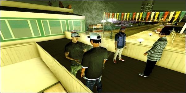 216 Black Criminals - Screenshots & Vidéos II - Page 4 Sa-mp-55