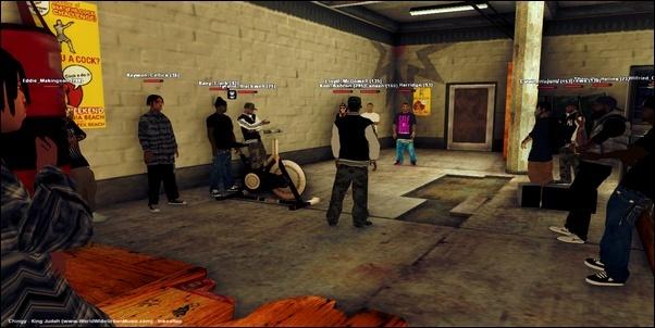 216 Black Criminals - Screenshots & Vidéos II - Page 23 Sa-mp109