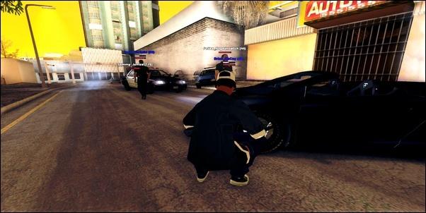 216 Black Criminals - Screenshots & Vidéos II - Page 23 Sa-mp110
