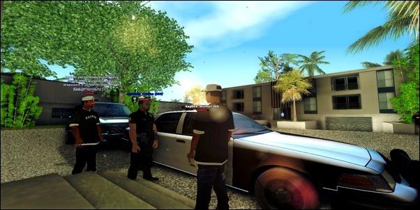 216 Black Criminals - Screenshots & Vidéos II - Page 23 Sa-mp111