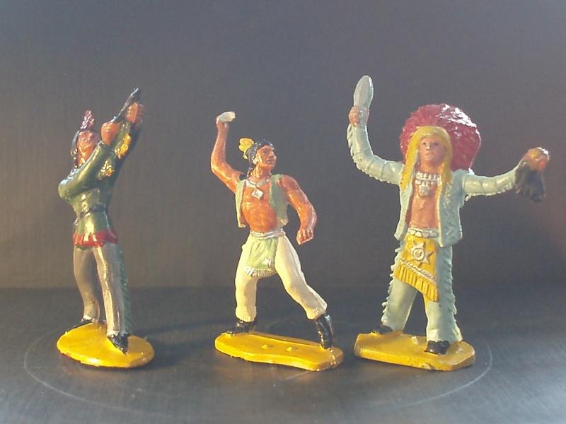 GUILBERT. Les indiens. P3211324