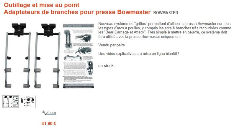 presse bowmaster Captur10