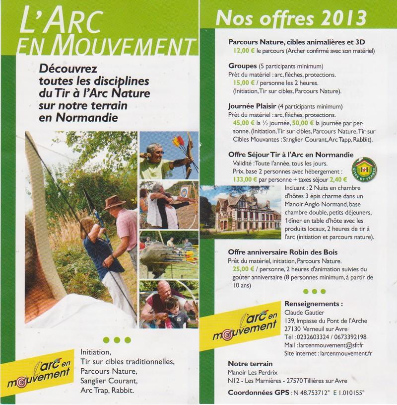 Parcours permanent en Normandie Parcou10