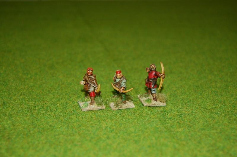 Saxons, angles et jutes Archer10