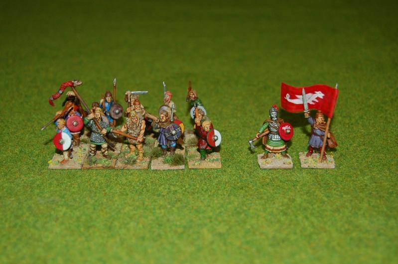 Saxons, angles et jutes Saxons11