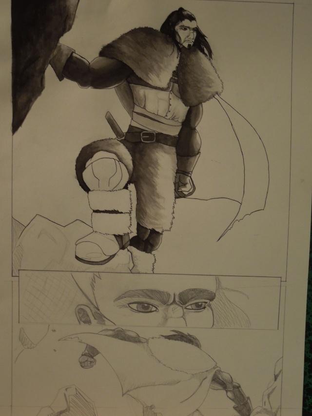 du noir au blanc - Page 5 Guerri11