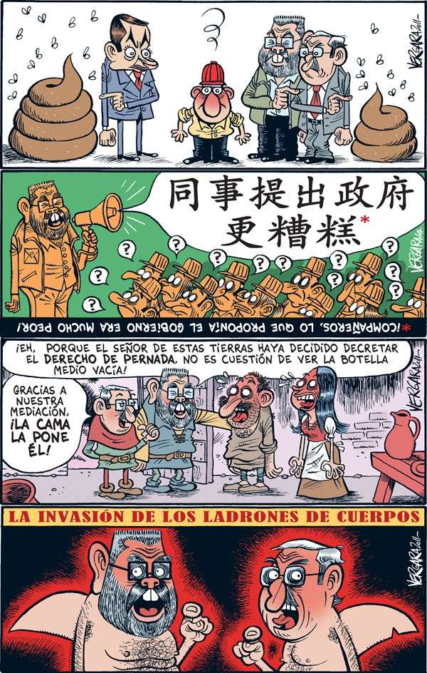 Humor grafico Cadena10