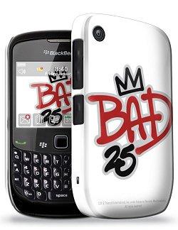 Coques BAD 25 pour iPhone 4, iPhone 3G/S, Blackberry 8520 et Samsung Galaxy S2 Blackb10