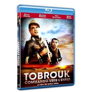 Tobrouk, commando pour l'enfer - Tobruk - 1967 - Arthur Hiller 81pt4o10