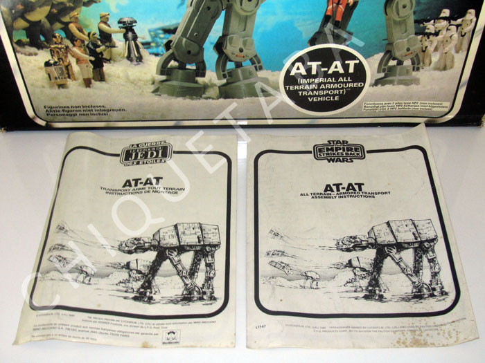 PROJECT OUTSIDE THE BOX - Star Wars Vehicles, Playsets, Mini Rigs & other boxed products  - Page 7 Atat_b16