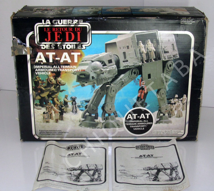 PROJECT OUTSIDE THE BOX - Star Wars Vehicles, Playsets, Mini Rigs & other boxed products  - Page 2 Atat_b24