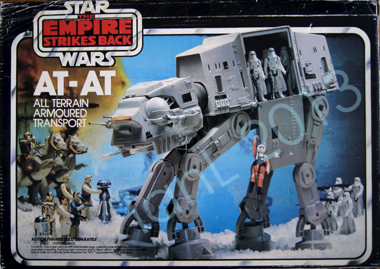 PROJECT OUTSIDE THE BOX - Star Wars Vehicles, Playsets, Mini Rigs & other boxed products  - Page 2 Atat_p10